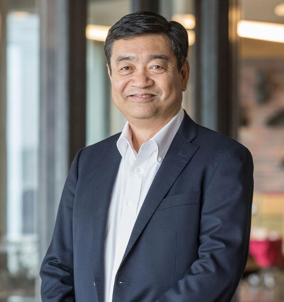 Kazushige Yamamoto, Dr. Eng